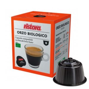 DOLCE GUSTO ORZO BIO