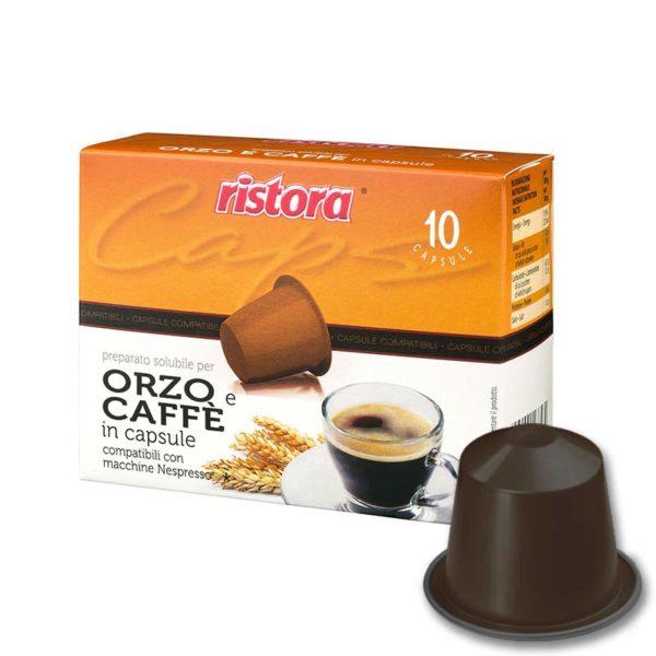 NESPRESSO ORZO E CAFFE