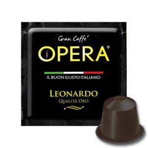 Nespresso Opera Leonardo