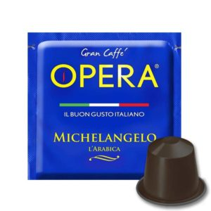 Nespresso Opera Michelangelo