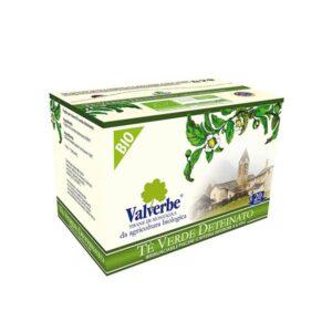 Tesana te verde deteinato Valberbe