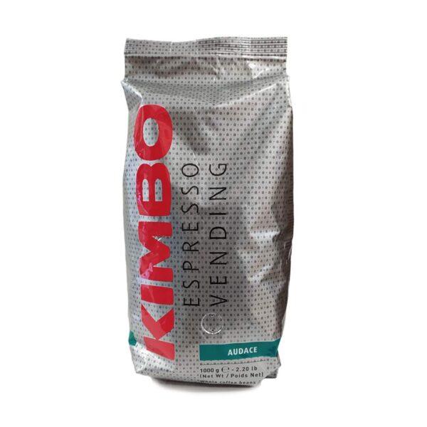 caffè Kimbo in grani Audace