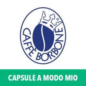 Caffè Borbone Don Carlo Capsule Compatibili per Lavazza A Modo Mio