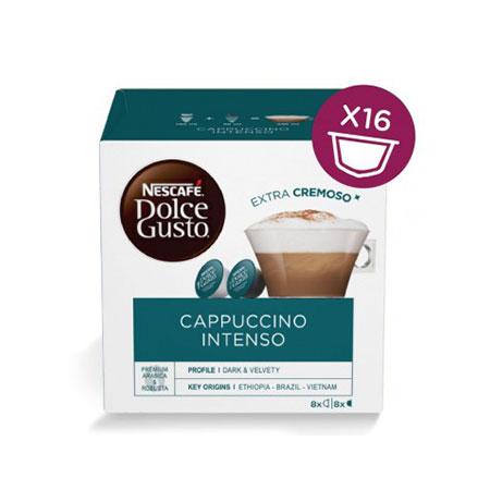 capsule nescafè dolce gusto cappuccino intenso