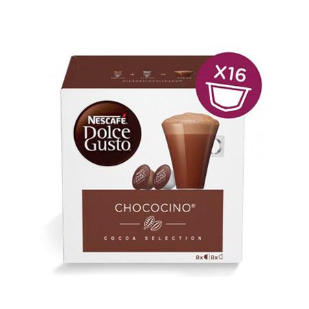 capsule nescafè dolce gusto chococino