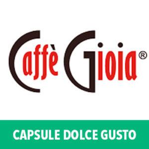 Capsule Caffè Gioia Dolce Gusto