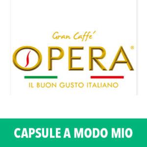 Capsule Gran Caffè Opera A Modo Mio