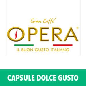Capsule Opera Caffè Dolce Gusto