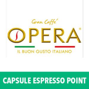 Capsule Gran Caffè Opera Espresso Point