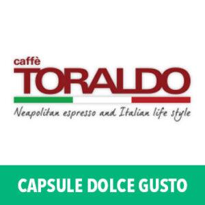 Capsule Toraldo Dolce Gusto