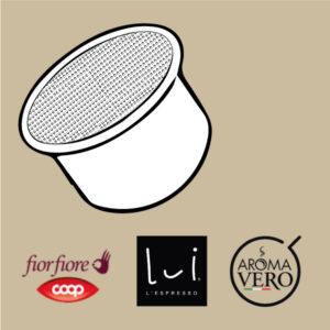 Capsule Aroma Vero, Fior Fiore Coop, Lui l'espresso