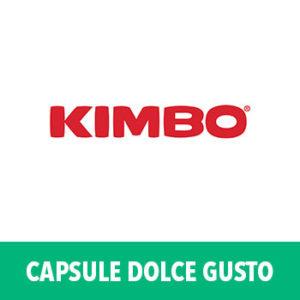 Capsule Kimbo Dolce Gusto