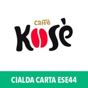 Cialde Caffè Kosè