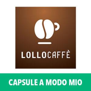 Capsule Lollo Caffè A Modo Mio