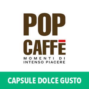 Capsule Pop Caffè Dolce Gusto
