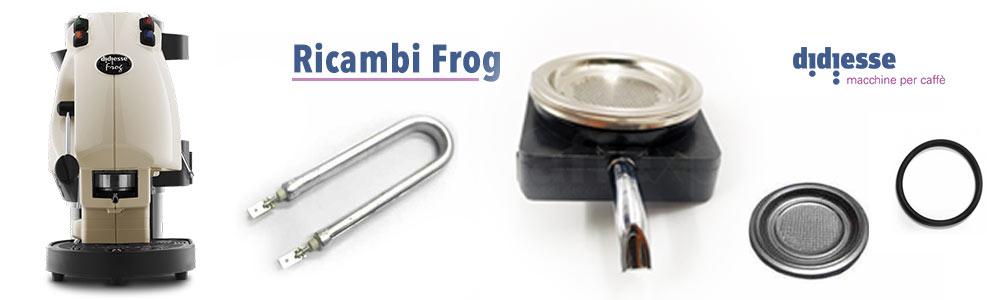 Ricambi frog didiesse