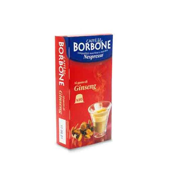 borbone nespressog inseng