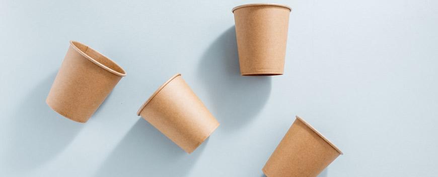 bicchieri per il caffè
