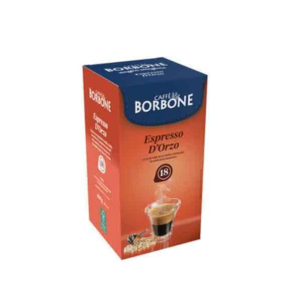 cialde borbone espresso d'orzo