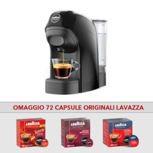 Lavazza tiny nera