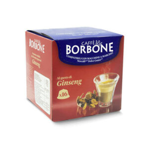 capsule borbone dolce gusto ginseng