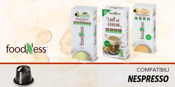 capsule foodness nespresso