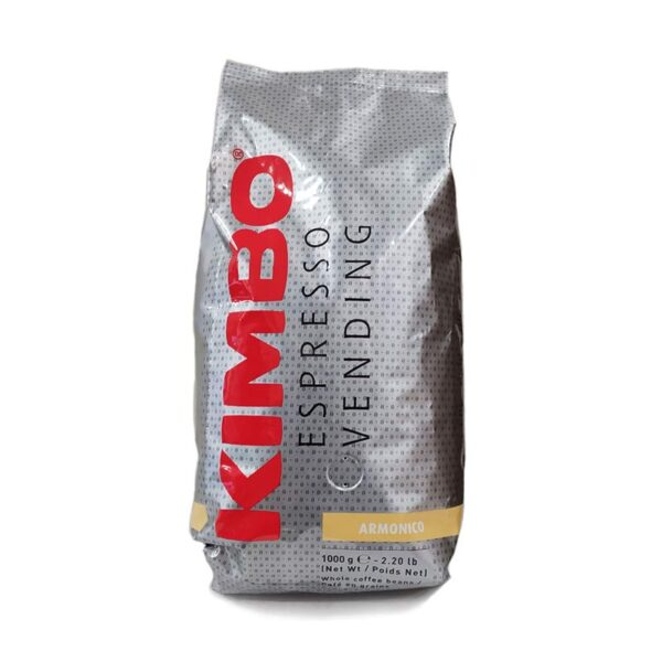 caffè Kimbo in grani Armonico
