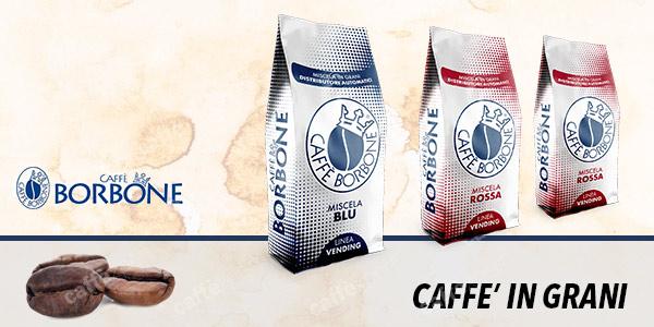 caffe in grani borbone
