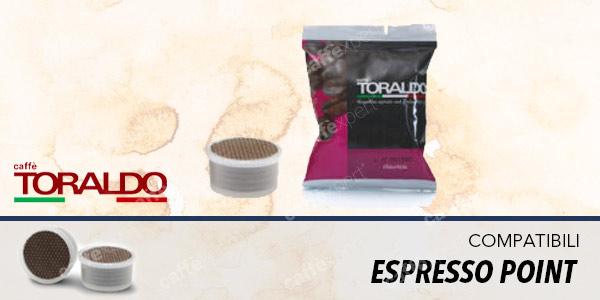 capsule toraldo espresso point