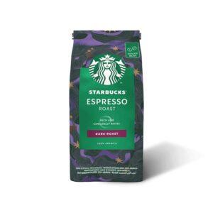 Starbucks dark roast in grani