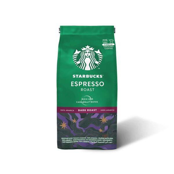 caffe macinato Starbucks