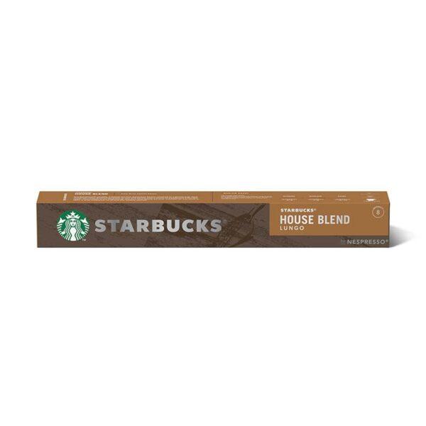 Starbucks House per Nespresso