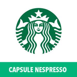 Starbucks Nespresso