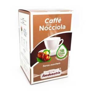 cialde caffe alla nocciola sandemetrio