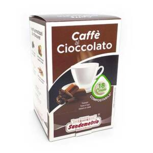 Cialde Caffe al Cioccolato Sandemetrio